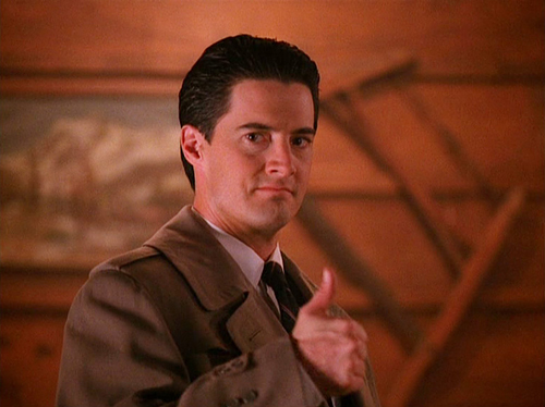 Twin Peaks Pie Quote: New Crush: Agent Dale Cooper Of 'Twin Peaks'