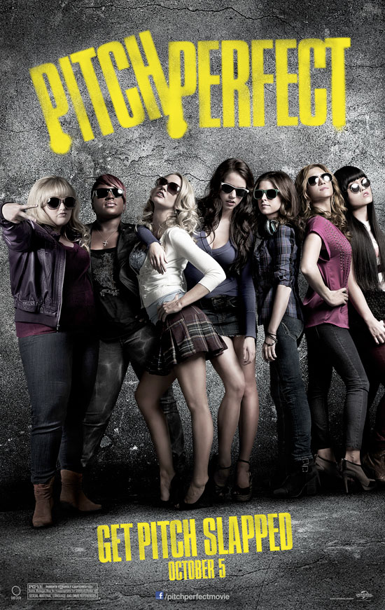 CONTEST: Pitch Perfect Giveaway!