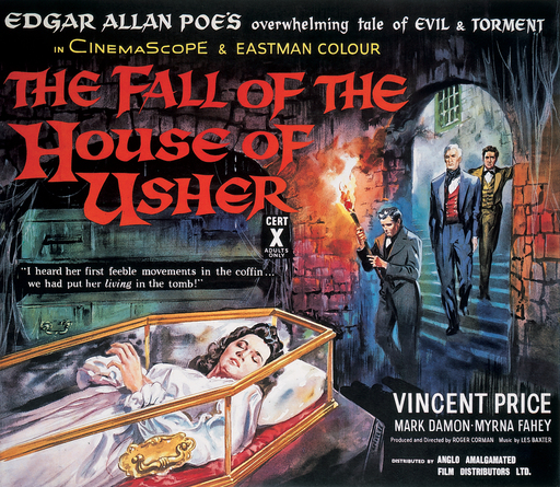 The House Of Usher Movie Poster
