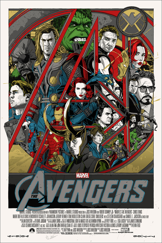 The Avengers, Best of 2012 Pick