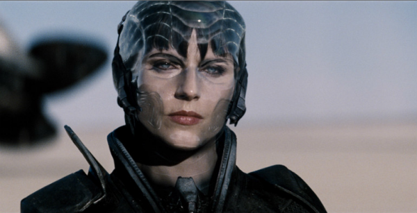 Faora Hottypants