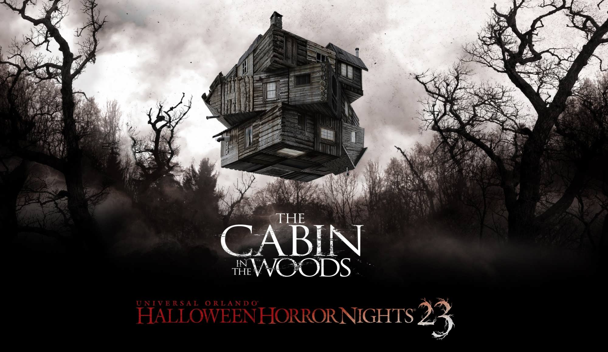 Cabin in the Woods scares at Halloween Horror Nights