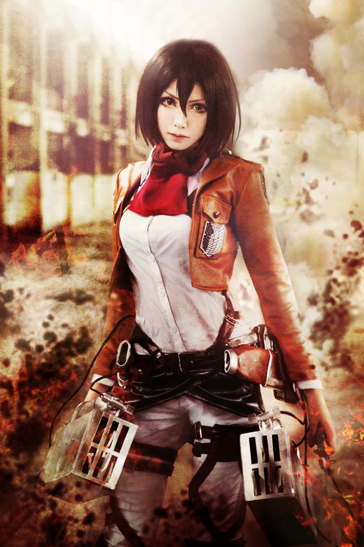 Cosplay Showcase: Attack on Titan | Defective Geeks
