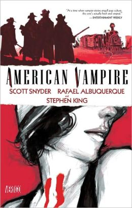 Who knew vampires could be so patriotic?