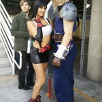Final Fantasy VII - Tifa and Cloud