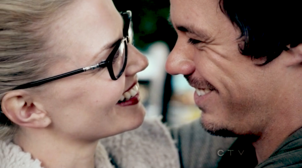 Michael Raymond James and Jennifer Morrison as Neal Cassady and Emma Swan on Once Upon A Time OUAT Tallahassee S02E6 Michael Raymond-James 12