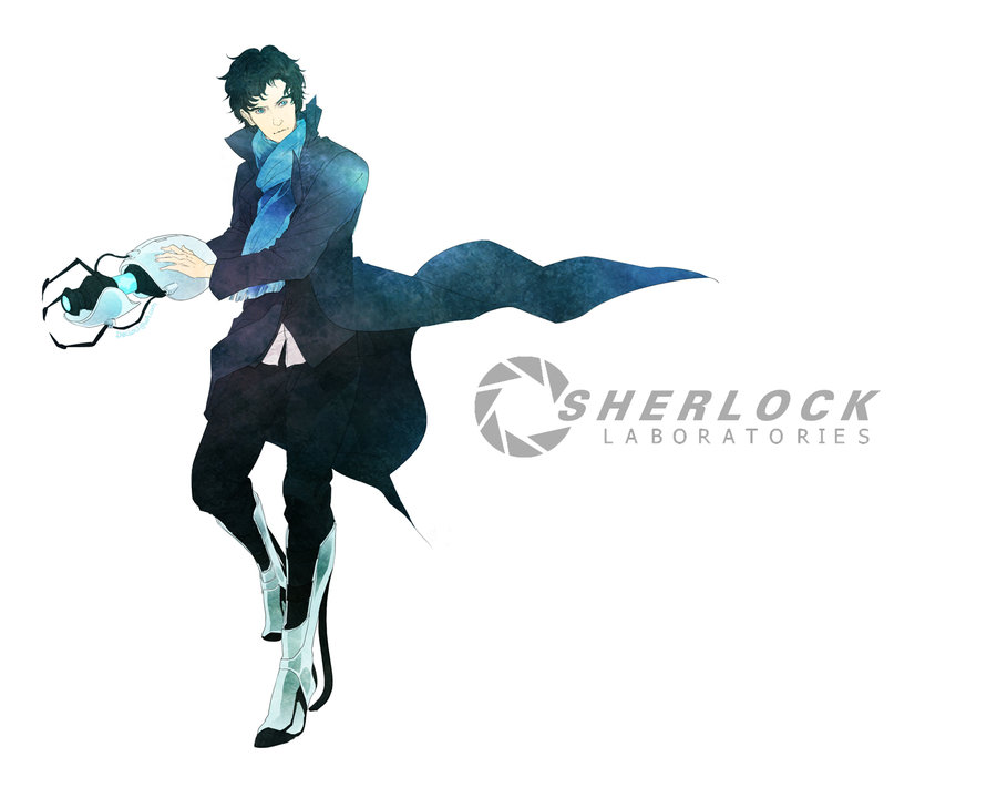 sherlock_laboratories_by_inklou-d4aulgs