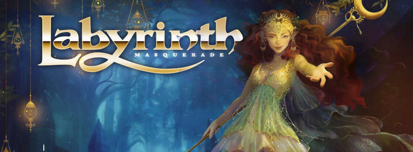 Labyrinth Masqurade Header